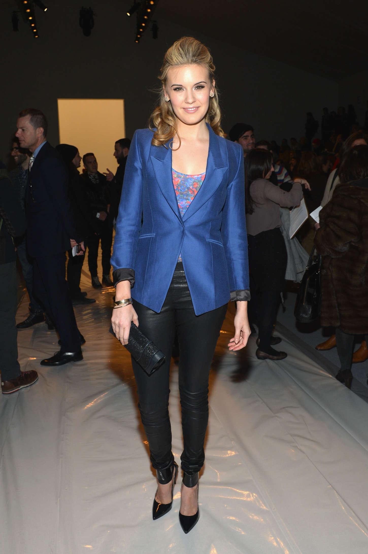Maggie Grace 2013 : Maggie Grace – Fashion Show 2013 -01