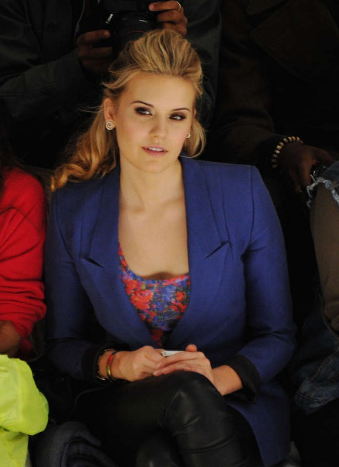 Maggie Grace shows