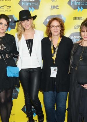 Maggie Grace: Well Never Have Paris Premiere at SXSW -02