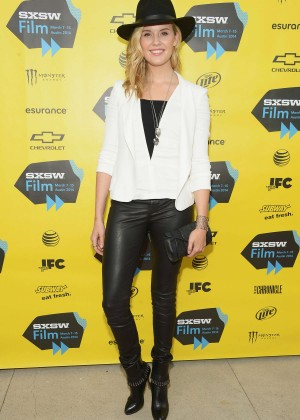 Maggie Grace: Well Never Have Paris Premiere at SXSW -03