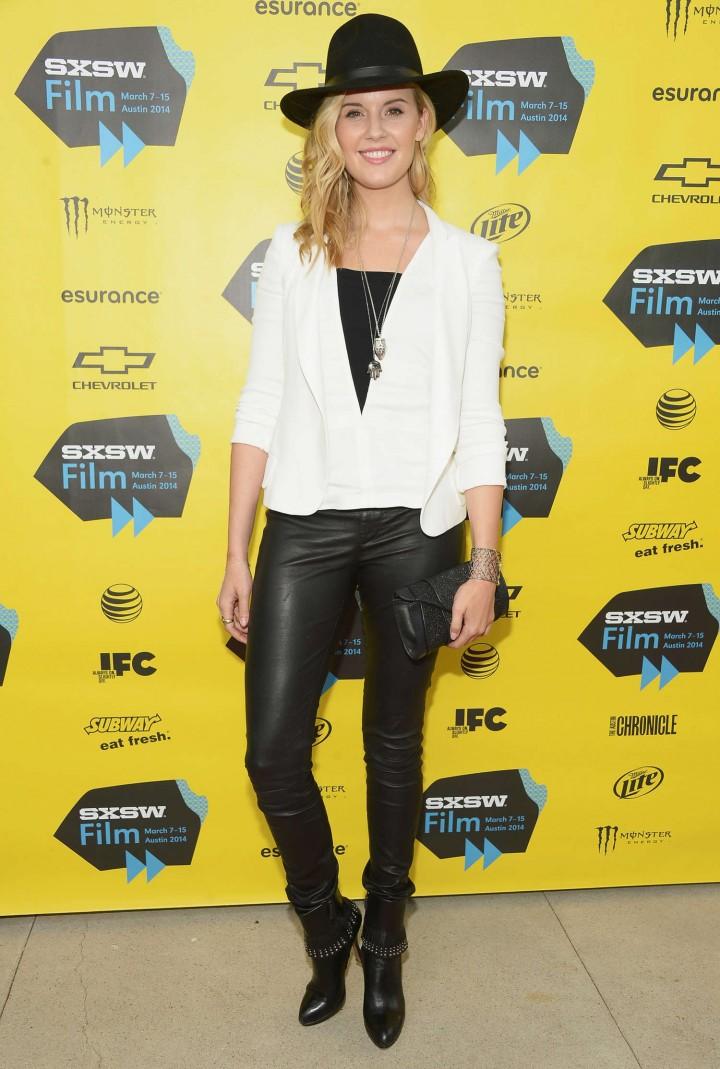 Maggie Grace: Well Never Have Paris Premiere at SXSW -03