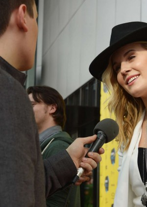 Maggie Grace: Well Never Have Paris Premiere at SXSW -06