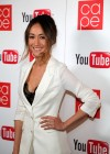 Maggie Q - Cleavage at CAPEs 20th Anniversary Gala-03