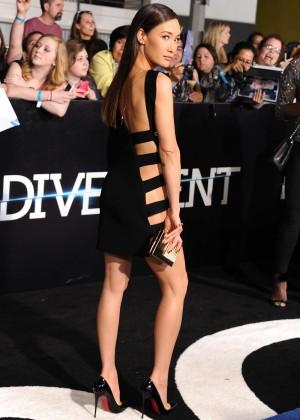 Maggie Q: Divergent Premiere -05
