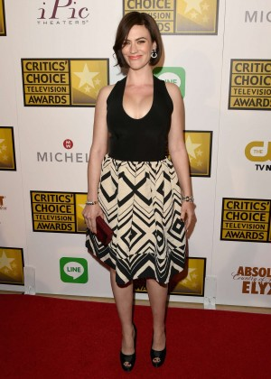 Maggie Siff - 4th Annual Critics Choice Television Awards in Beverly Hills -01