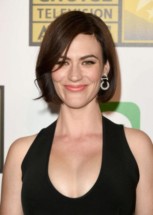 Maggie Siff - 4th Annual Critics Choice Television Awards in Beverly Hills -02