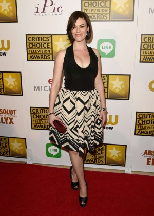Maggie Siff - 4th Annual Critics Choice Television Awards in Beverly Hills -03