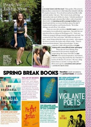 Maia Mitchell: Teen Vogue Magazine -02