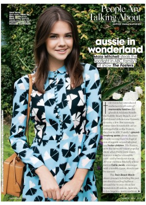 Maia Mitchell: Teen Vogue Magazine -04
