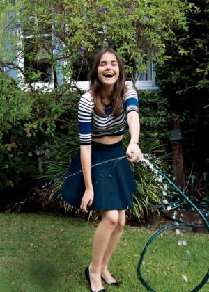Maia Mitchell: Teen Vogue Magazine -07