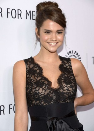 Maia Mitchell - The Paley Center for Media's 2014 LA Benefit Gala in Los Angeles