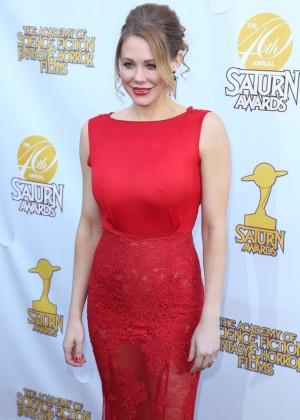 Maitland Ward: 2014 Saturn Awards -03