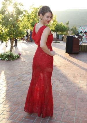 Maitland Ward: 2014 Saturn Awards -05