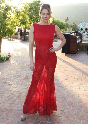 Maitland Ward: 2014 Saturn Awards -08