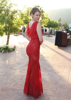 Maitland Ward: 2014 Saturn Awards -09