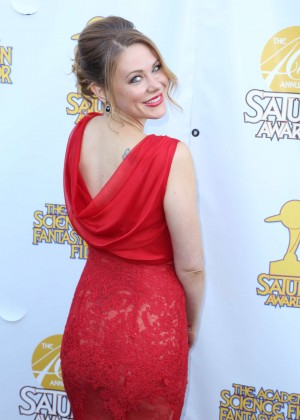 Maitland Ward: 2014 Saturn Awards -10