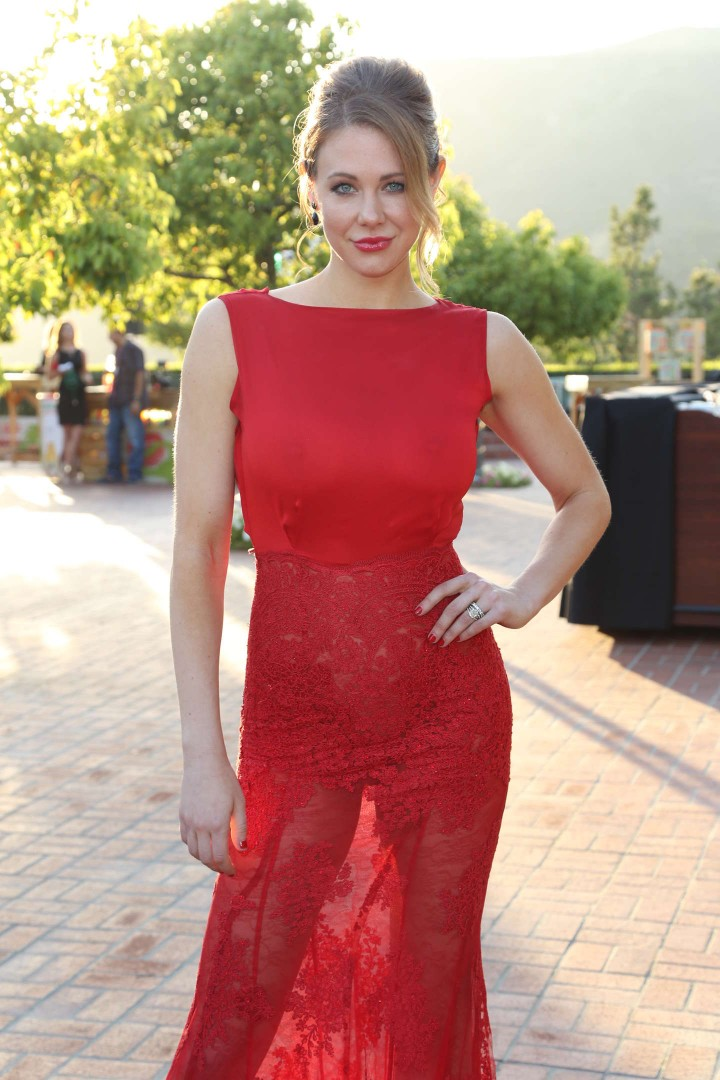 Maitland Ward: 2014 Saturn Awards -12