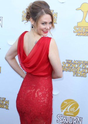 Maitland Ward: 2014 Saturn Awards -13
