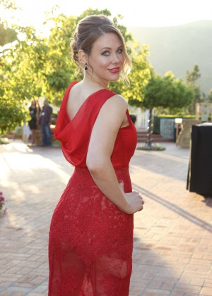 Maitland Ward: 2014 Saturn Awards -20