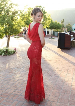 Maitland Ward: 2014 Saturn Awards -21
