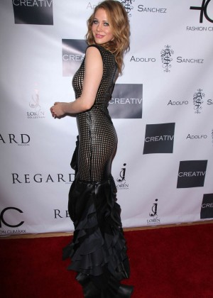 Maitland Ward: Adolfo Sanchez Fashion Show 2014 -14