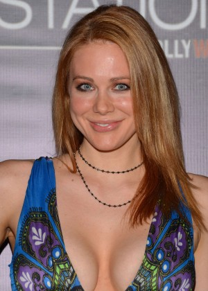 Maitland Ward - Benchwarmer Back to School Celebration in Hollywood