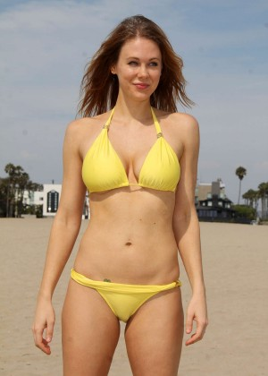 Maitland Ward Bikini Photos: in Marina Del Rey -10
