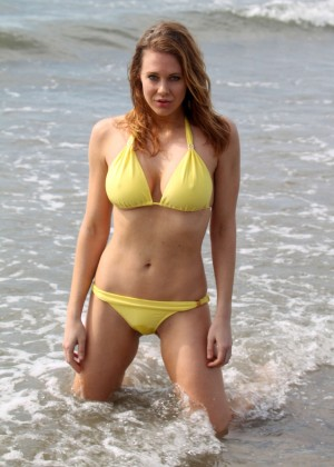 Maitland Ward Bikini Photos: in Marina Del Rey -19