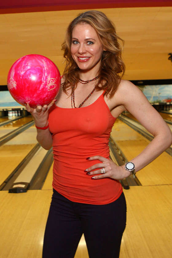 Maitland Ward - Celebrity Bowling Tournament Benefiting Childhelp in Studio City