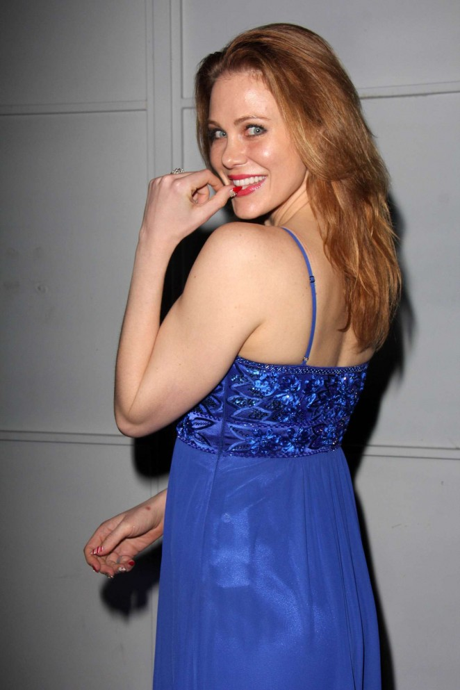 Maitland Ward – Couture Du Couture Resentment Run Evil Fashion Show in Culver City