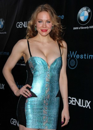Maitland Ward - Genlux Rodeo Drive Watches and Jewelry Festival in Beverly Hills