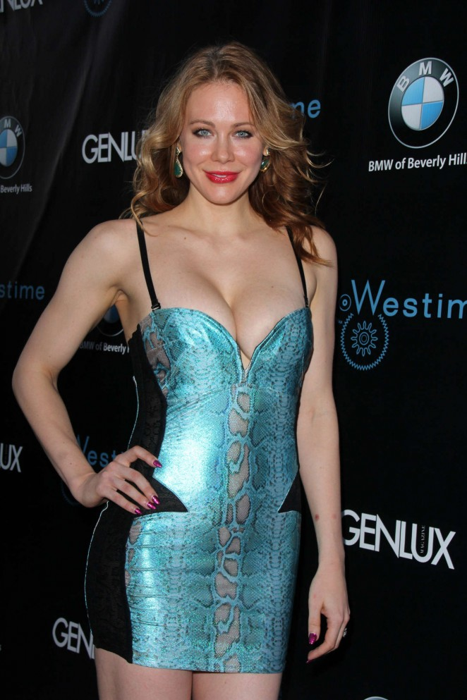 Maitland Ward – Genlux Rodeo Drive Watches and Jewelry Festival in Beverly Hills