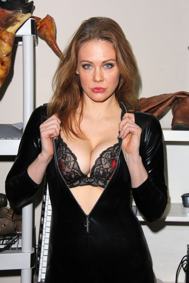 Maitland Ward - Preproduction Shoot for Descent Into The Maelstrom in Pico Rivera