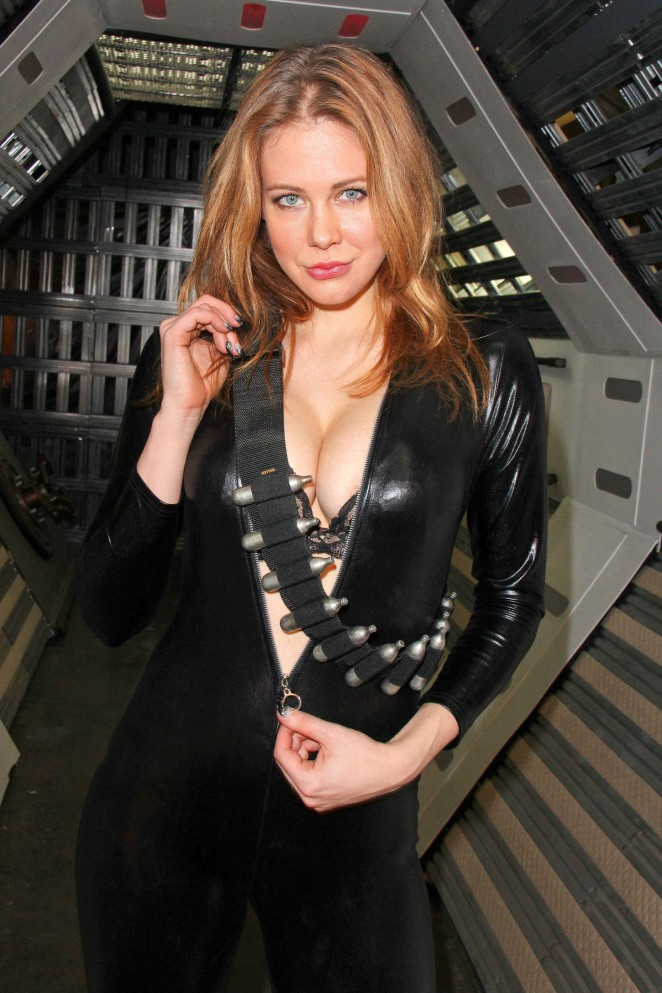 Maitland Ward: Descent Into The Maelstrom Preproduction Photoshoot -02