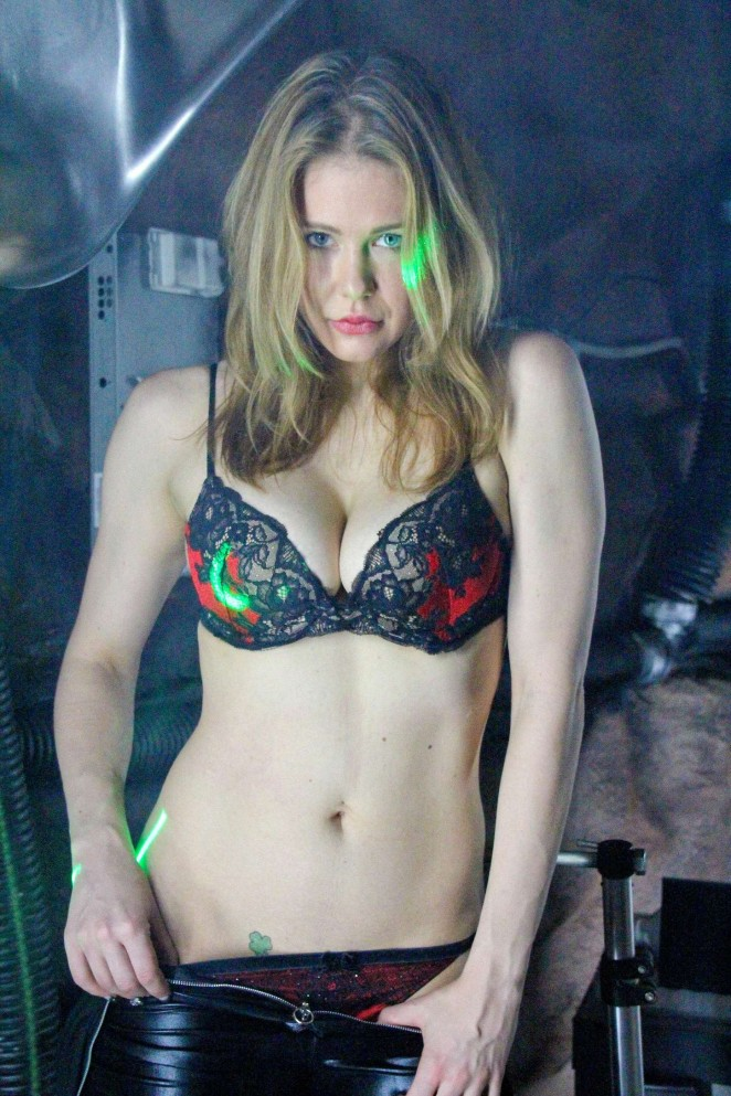 Maitland Ward: Descent Into The Maelstrom Preproduction Photoshoot -31