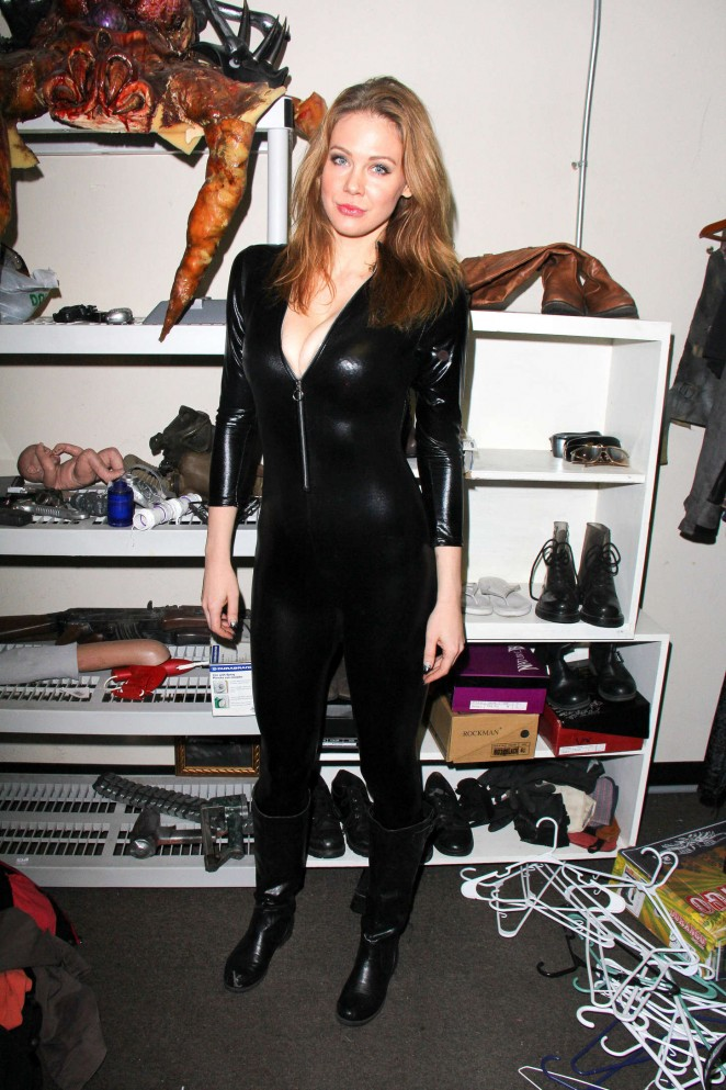 Maitland Ward: Descent Into The Maelstrom Preproduction Photoshoot -32