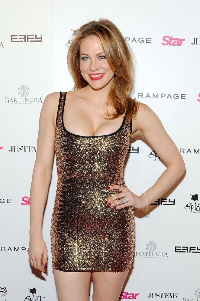 Maitland Ward - Star Magazine Scene Stealers Event in LA