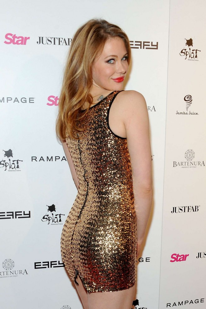 Maitland Ward: Star Magazine Scene Stealers Event -04