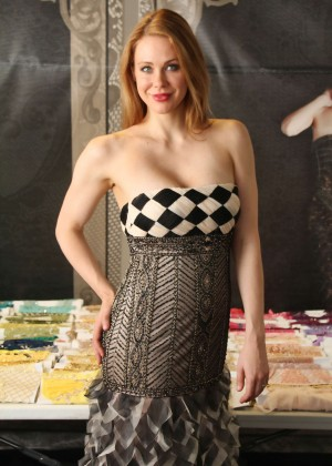 Maitland Ward - Sue Wong Studios hosts a day of fashion in LA