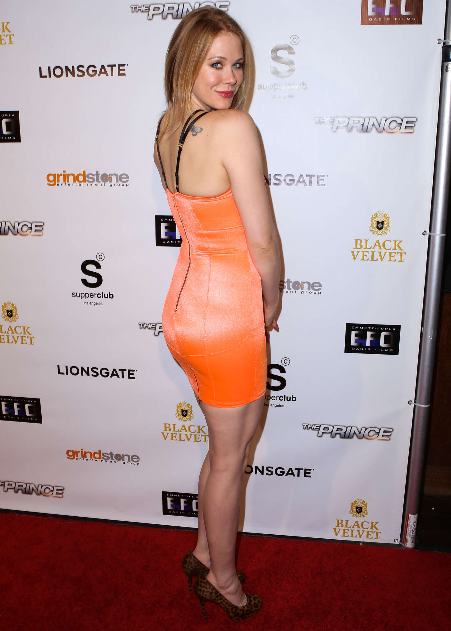 Maitland Ward: The Prince Premiere -04