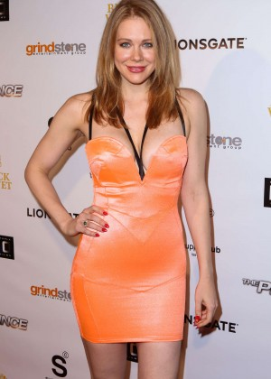 "Maitland Ward in Tight Dress at ""The Prince"" Premiere in Hollywood"