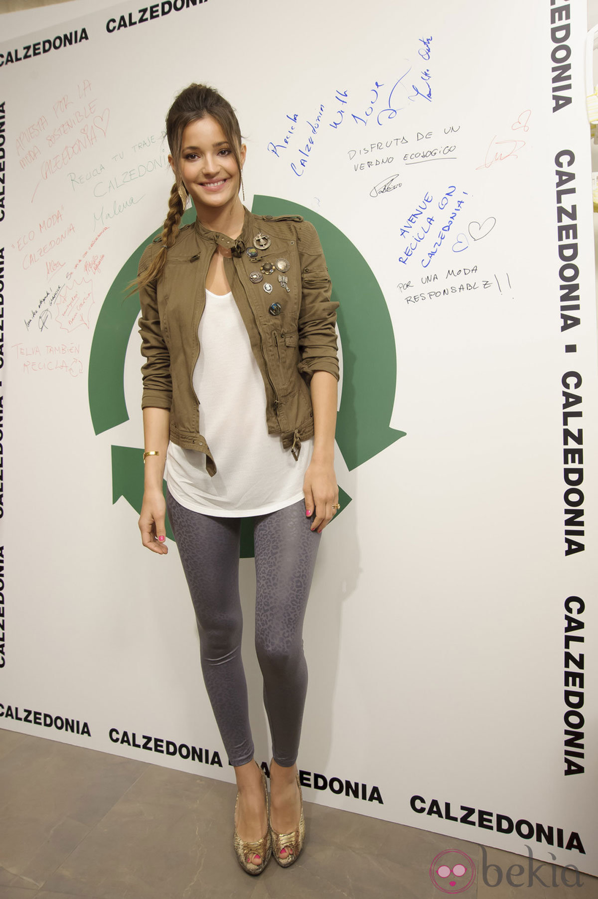 MALENA COSTA     Calzedonia Recycled Campaign-06 - Full SizeMalena Costa Recycle