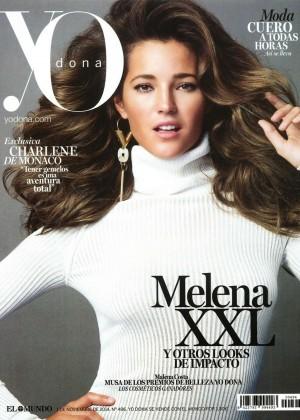 Malena Costa - Yo Dona Magazine (November 2014)
