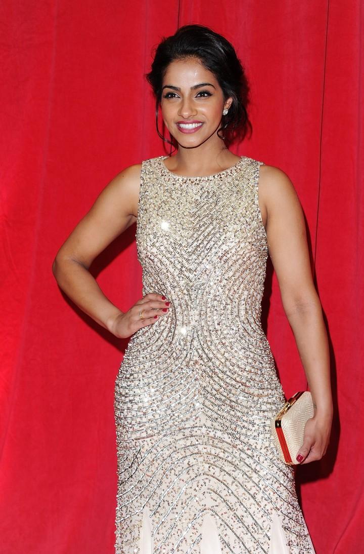 Mandip Gill: British Soap Awards 2014 -03