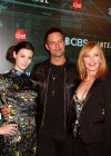 Marg Helgenberger - 2014 CBS Television Presents CNETS Intelligence Premiere Party -03