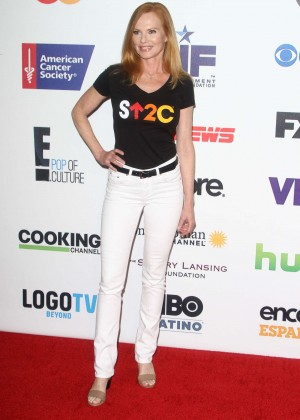 Marg Helgenberger - 2014 Stand Up 2 Cancer Live Benefit in Hollywood