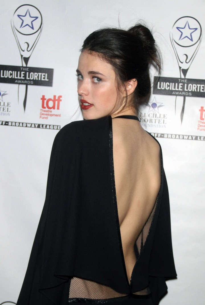 Margaret Qualley - 29th Annual Lucille Lortel Awards in NYC-04