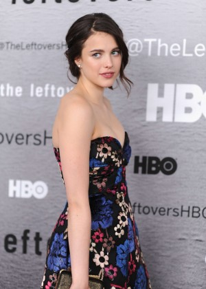 Margaret Qualley: The Leftovers NY Premiere -05