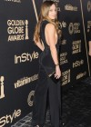 Margarita Levieva - InStyle Miss Golden Globe Party in LA