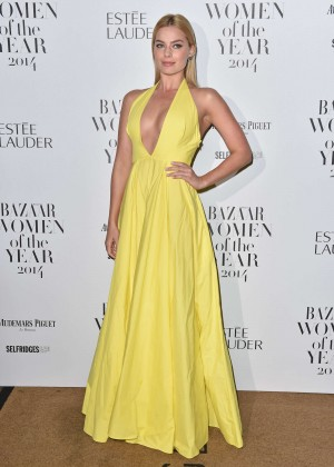 Margot Robbie - Harper's Bazaar Women of the Year Awards 2014 in London
